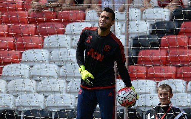 Sergio Romero Man Utd