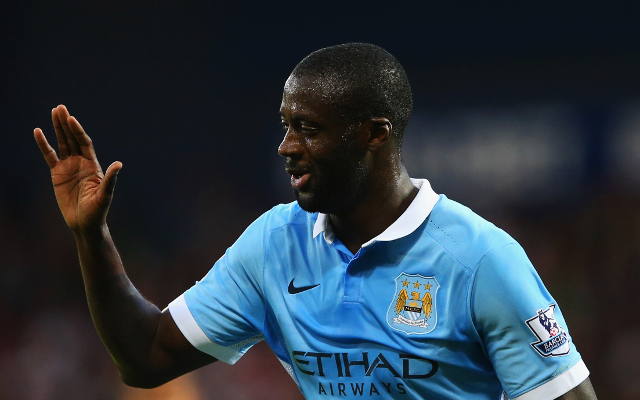 Yaya Toure - Man City