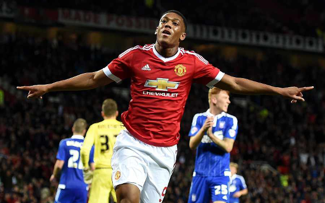 Manchester Utd: Martial Could Be Van Gaal's Best Signing
