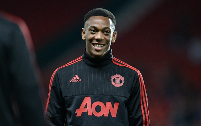 Anthony Martial Makes Bold Prediction That Manchester