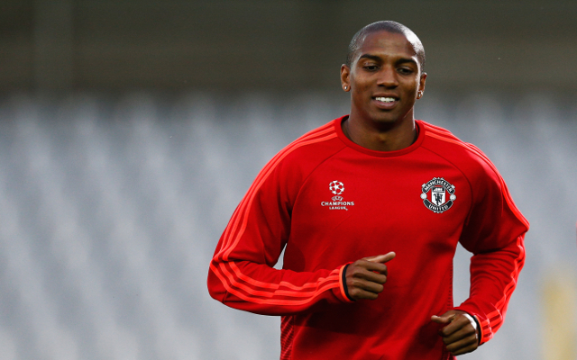 Ashley Young Man United