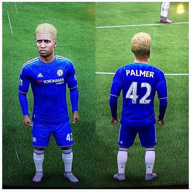 Kasey Palmer FIFA 16