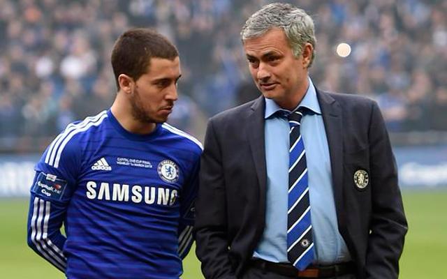 Mourinho Hazard