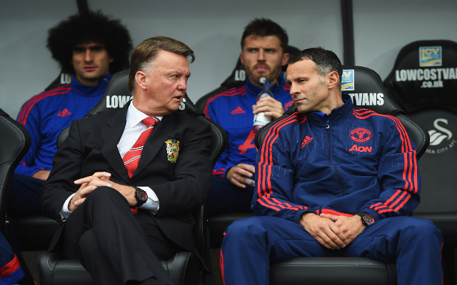 Sir Alex Ferguson Ryan Giggs