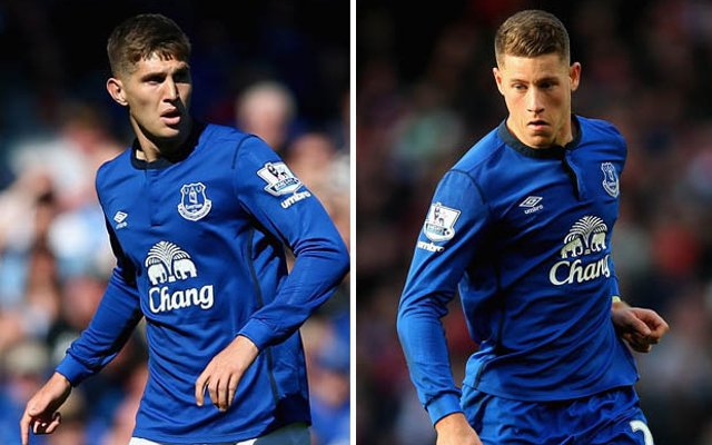 Stones Barkley Everton