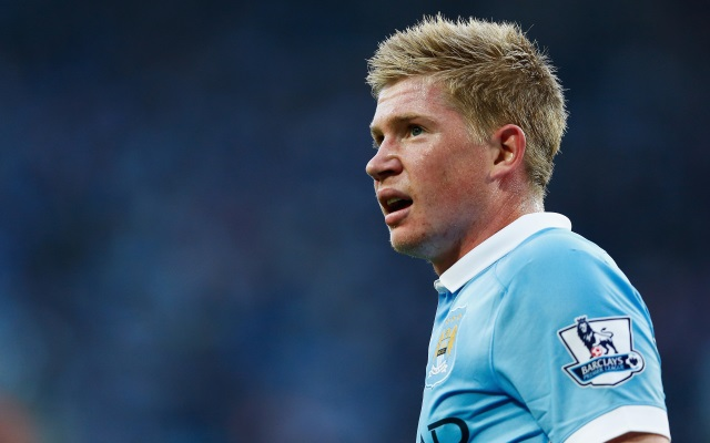 De Bruyne Enjoys Day Out With WAG Michele Lacroix