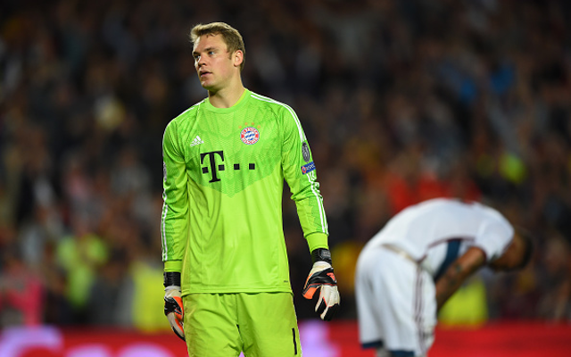 acddefdbc Bayern Munich suffer huge setback as World Cup winner ruled out until 2018