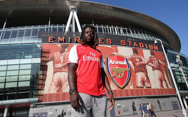 Jay Ajayi Arsenal