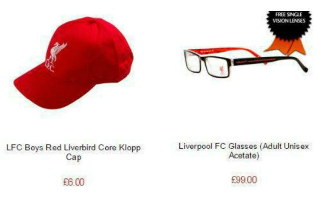 d3e12856b14 Dress like  The Normal One  as Liverpool flog Klopp costume in club shop. Liverpool  FC