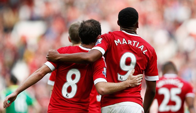 Mata Martial Man Utd
