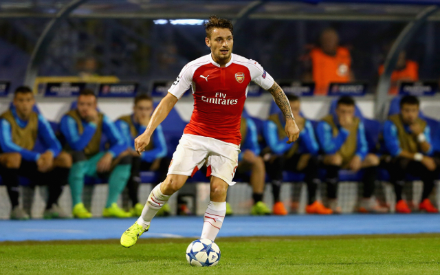 Arsenal Bit Part Player Debuchy Wanted By Juventus