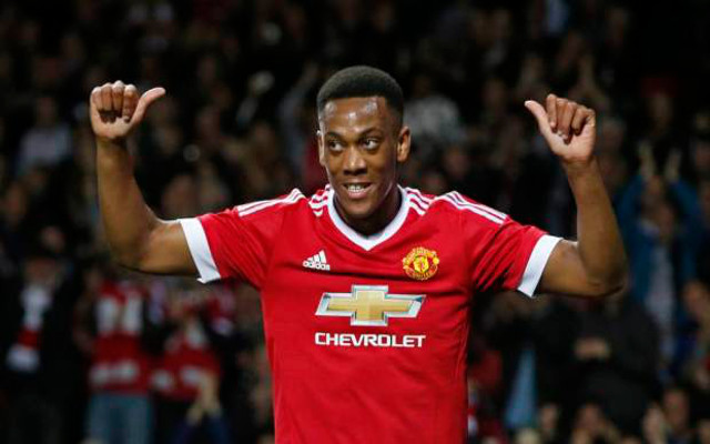 Anthony Martial Man United