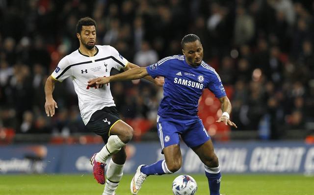 Didier Drogba Tottenham Hotspur