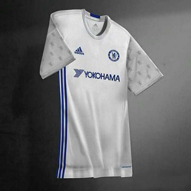 Image) Chelsea kit  Leaked images of 2016-17 shirts 7d42511c1