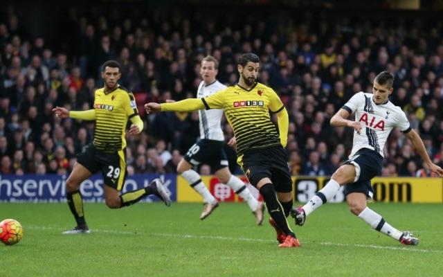 Erik Lamela vs Watford