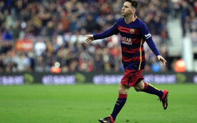 Lionel Messi World Club Cup final