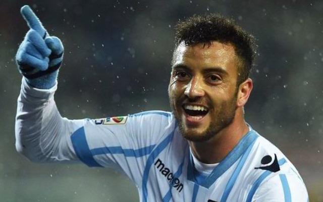 Man United target Felipe Anderson