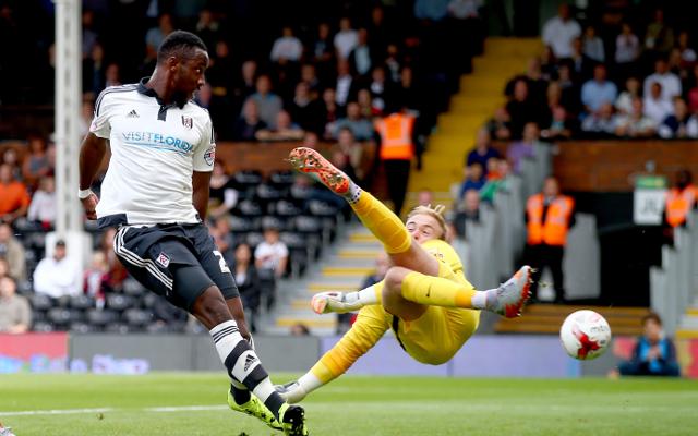 Moussa Dembele Fulham
