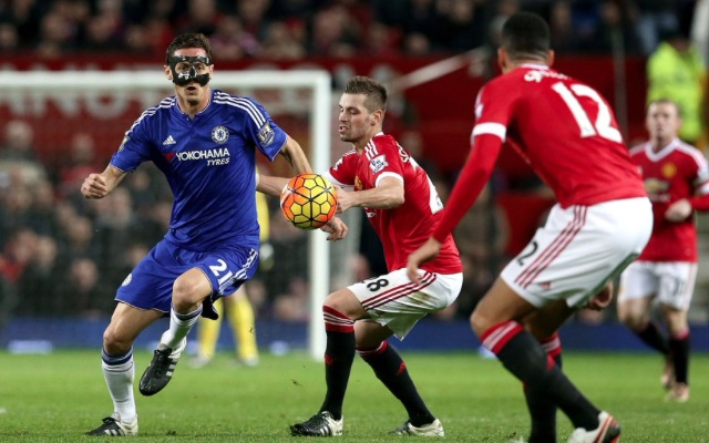 Nemanja Matic vs Man United