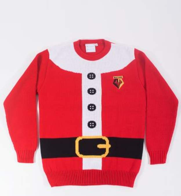 Best Christmas Jumpers In Football Arsenal Go 3d