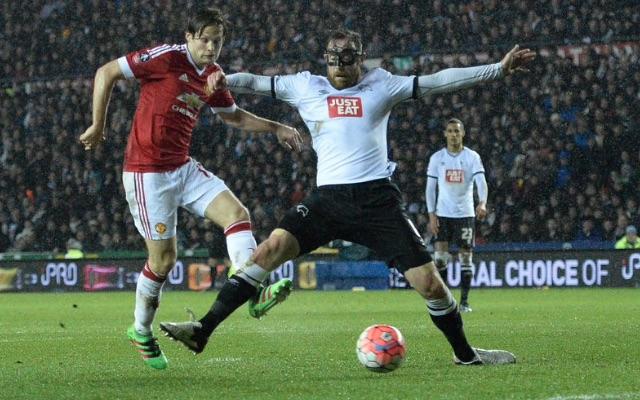 Daley Blind Man United v Derby