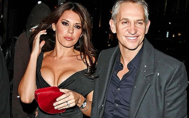Gary Lineker's ex-wife has message for him over Match of