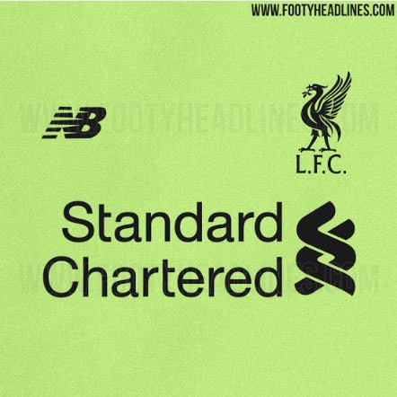 Liverpool green kit 2