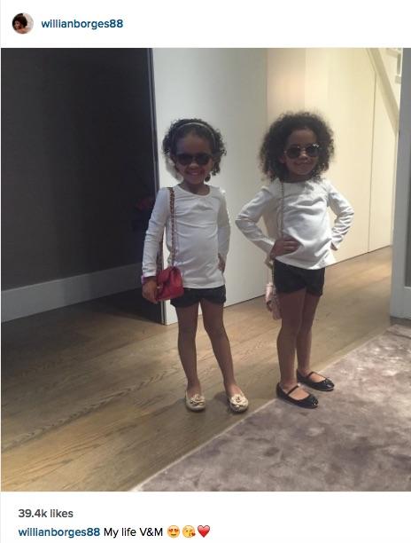 Willian children Instagram