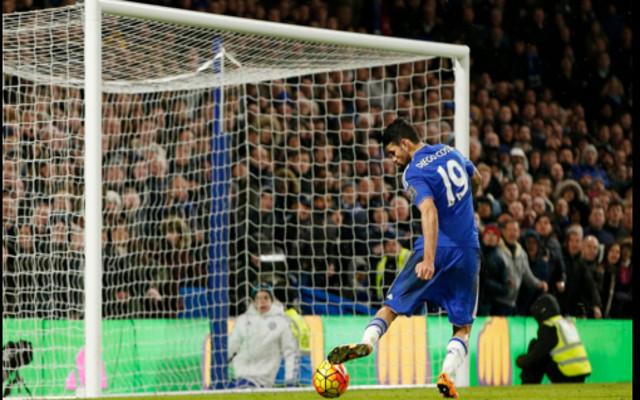 Diego Costa Chelsea goal