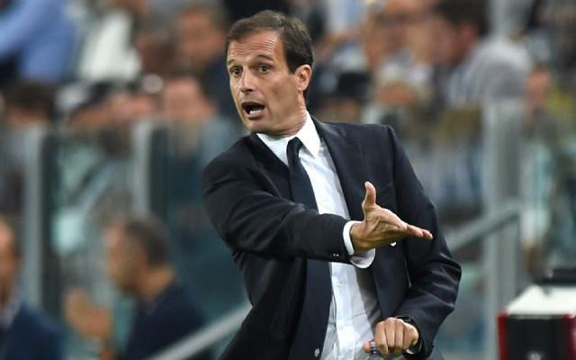 Massimiliano Allegri Juventus 2