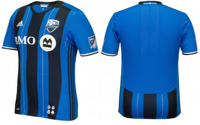 Montreal Impact kit