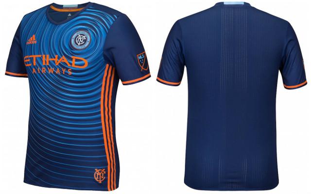 NYC FC kit