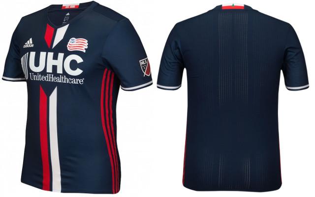 New England Revolution kit