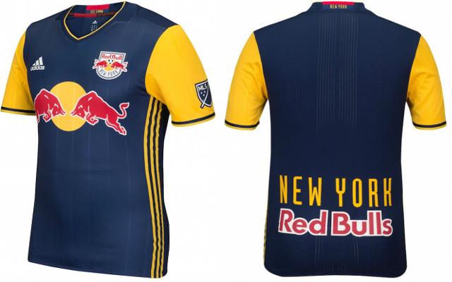 New York Red Bulls kit