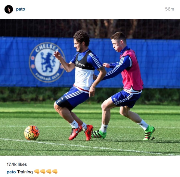 Pato Chelsea