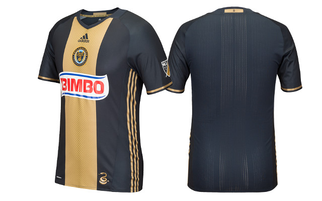 Philadelphia Union kit
