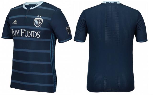 Sporting Kansas City kit
