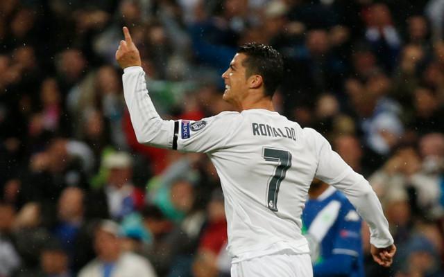 Cristiano Ronaldo Champions League