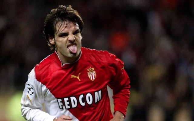 Fernando Morientes Monaco