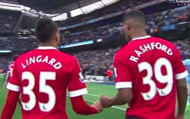Video Marcus Rashford Jesse Lingard S Awful Handshake Exposed After Manchester United S Fa Cup Win