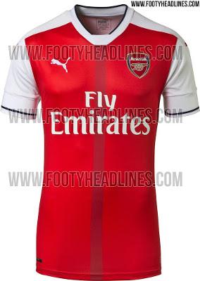 Arsenal kit 1