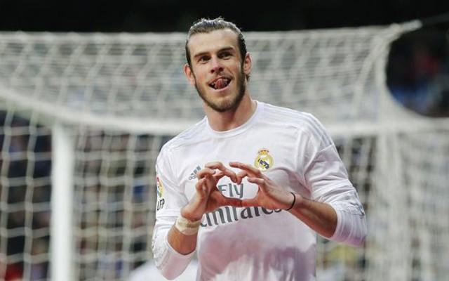 Gareth Bale vs Manchester City