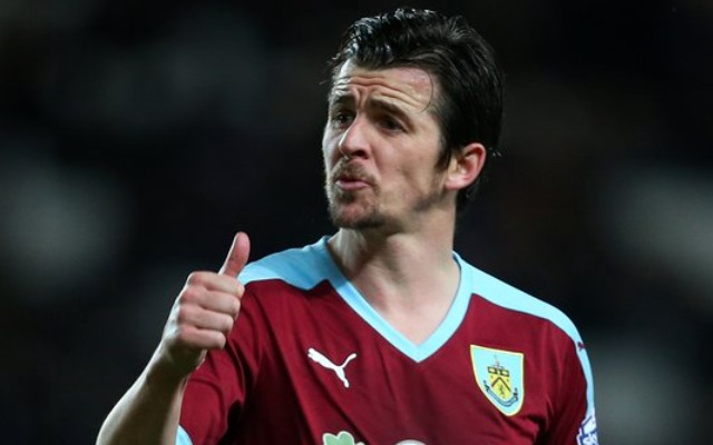 Joey Barton Burnley