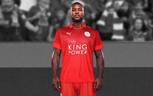 Leicester City away kit 1