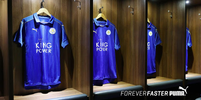 Leicester City kit 2