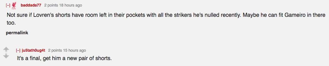Liverpool fans love Dejan Lovren