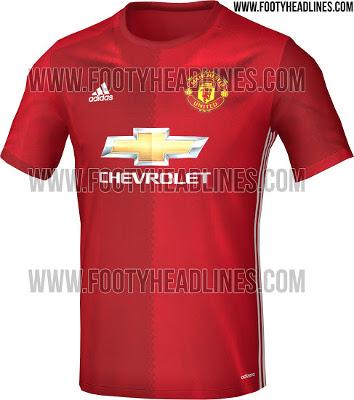 Man United kit 1