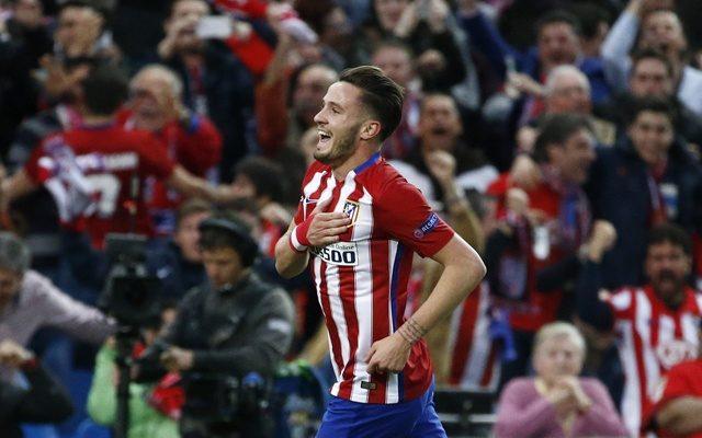 (Video) Saul Niguez goal  Atletico Madrid ace bags stunning golazo vs  Leverkusen 7170f79e6a241
