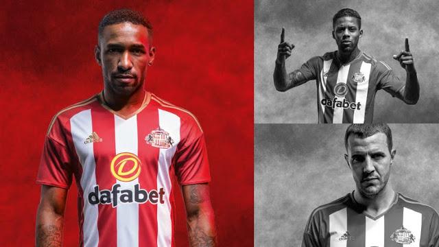 Sunderland kit 1