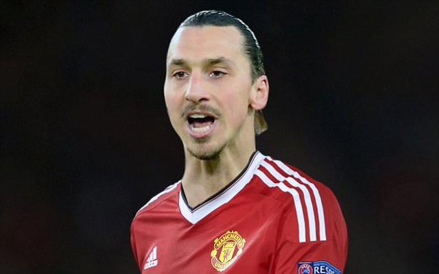1131c26aebc Zlatan Ibrahimovic Manchester United  Red Devils fans uncontrollable on  Twitter following announcement